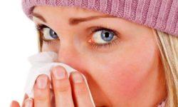 Лечение насморка в домашних условиях у взрослых и детей